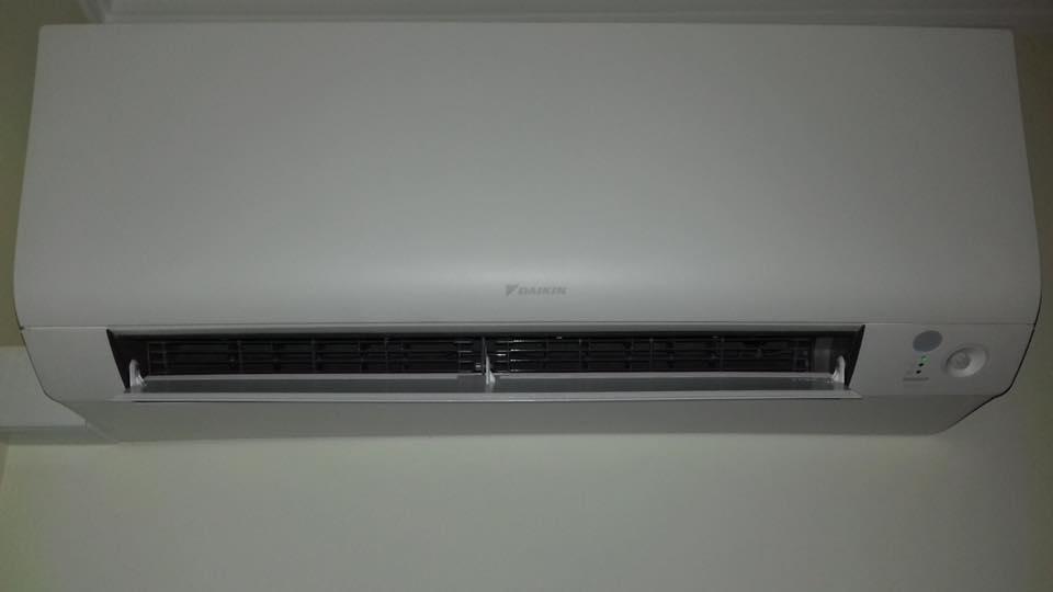 Instalação R32 com online controller.