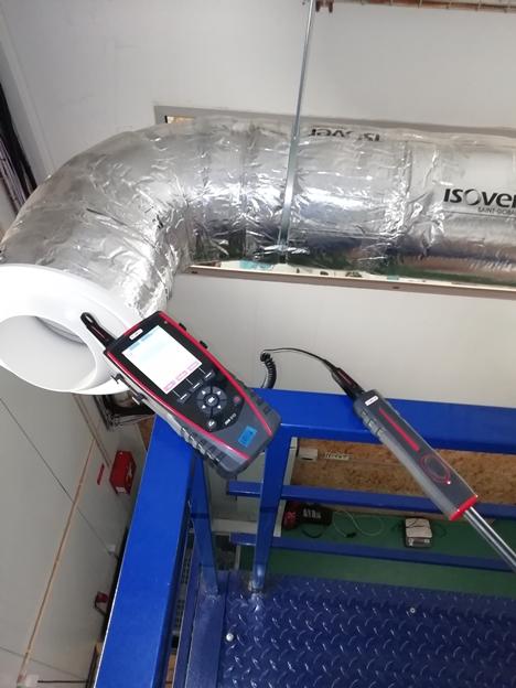Medição de caudais nas redes de tubagem
