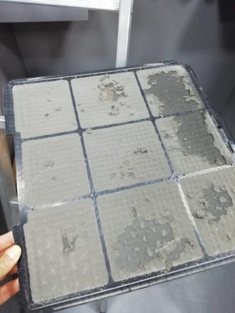 Manutenção Filtros AC